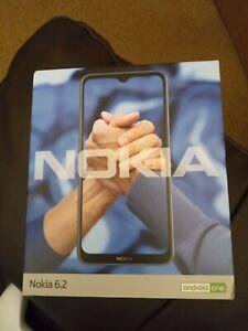 Nokia 6.2 - 64GB - Ceramic Black (Unlocked) (Dual SIM)