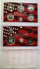 1999 Silver Proof Set Lot 401