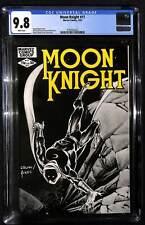 Moon Knight #17 CGC 9.8 Marvel Comics Doug Moench story