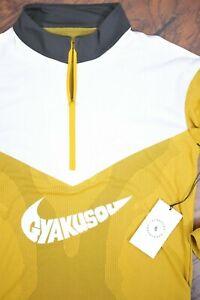 NWT Nike x Gyakusuo 1/2 Zip LS Running Pullover Men's Small S