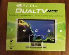 Nvidia DualTV MCE Remote TV Radio Tuner Video Capture Adapter 900-10259-0003-000