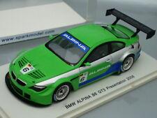 1/43 Spark BMW ALPINE B6 GT3 PRESENTATION 2008 (GREEN)