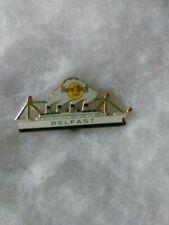 Hard Rock Cafe Pin Belfast Ship