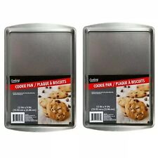 2 X Cooking Concept Even-Heating Cookie Biscuit Roll Baking Sheet Pan 9x13