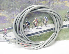 Shimano 600AX aero grey cable set with stoppers 1982