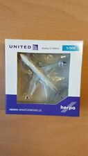 Herpa 533416 - 1/500 United Airlines Boeing 737 Max 9 - Neu