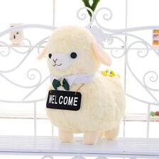 SO Welcome Arpakasso Alpaca Plush Toy Cafe Waiters 45cm