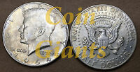Roll of 20 - 90% Silver 1964 Kennedy Half Dollars  $10 Face Value TWENTY COINS!!