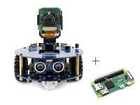 AlphaBot2 robot building kit remote control for Raspberry Pi Zero WH