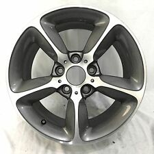 """BMW 1-SERIES F20 F21 2012-2016 17"""" REAR ALLOY WHEEL, PART NUMBER 6796208"""