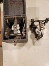Lot of 2 Hanau Model H dental articulators