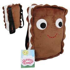 Kidrobot/Yummy World SANDY ICE CREAM SANDWICH BACKPACK bag Woman's Girl's PLUSH