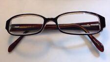Elizabeth Arden Eyeglasses Frame Glasses Black/ Brown