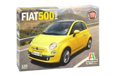"""Italeri 1 24 Fiat """"500"""" (2007) / 510003647"""