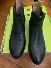 Easy Spirit 360 Womens Black Chelsea Boots Size 8