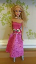 *Barbie & Her Sisters In A Pony Tale Exclusive Barbie Gala Gown Doll*VHTF*