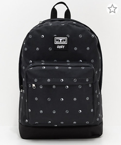 OBEY Dropout Juvee Backpack traveler yin yang ☯️ full size bag OBEY GIANT NEW!