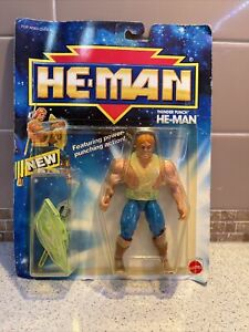 New Adventures Thunder Punch He-Man