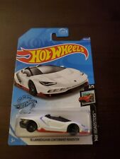 New ListingHot Wheels '16 White Lamborghini Centenario Roadster #170. Hard to find. Reduced