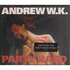 Andrew W.K. Cd'S Singolo Party Hard Nuovo 0731458881322