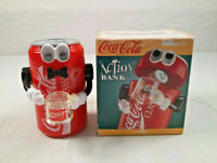 Vintage Coca Cola Action Bank by WACO Products 1992