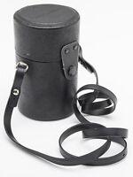 Minolta LH-28 LH28 Objektivköcher Köcher lens case black MD 24-50mm Objektiv f/4