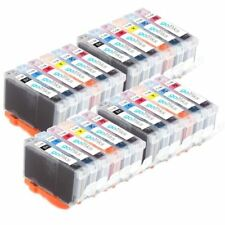 24 Ink Cartridges for Canon PIXMA iP6600D iP6700D MP950 MP960 MP970 & Pro 9000