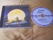 JACKSON BROWNE : LAWYERS EN AMOUR BLEU/VIOLET CIBLE ALBUM CD ASYLUM 9 60268-2