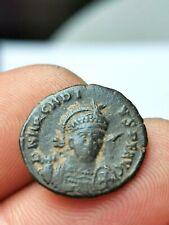 Arcadius , nummus Cyzique 401-403 ( CONCORDI-A AVGG) 1,73 g