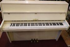 Klavier Schimmel Weiß 1975