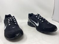Nike Mens Air Max Torch 3 Running Shoes Black/White Size 13M US