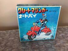 Shogun Warriors The Great Mazinga Trike Popy 1970's Vintage Japan