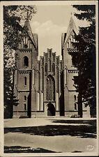 Kristinehamn Schweden Sverige Värmland AK 1940 Kyrkan Kirche Church Kathedrale