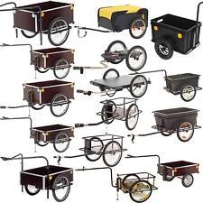 Roland Fahrrad Anhänger Handwagen Transport Einkauf Kupplung Beiwagen Lastwagen