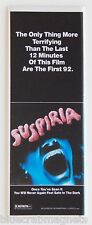 Suspiria Fridge Magnet (1.5 x 4.5 inches) insert movie poster dario argento