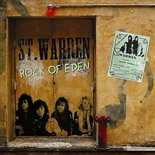 Rock of Eden by St. Warren (CD, Sep-2010, CD Baby (distributor))