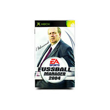 Original Guide for Xbox Game Football Manager 2004
