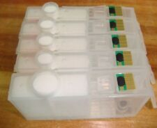 refillable ink cartridges For HP 564  with Auto reset chip