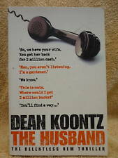 THE HUSBAND DEAN KOONTZ P/B LGE