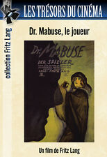 DVD Dr Mabuse, le joueur (Dr. Mabuse, der Spieler) - Fritz Lang - Coffret 2 DVD