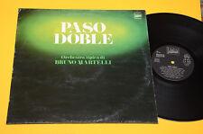 BRUNO MARTELLI LP PASO DOBLE ORIG ITALY 1982 EX
