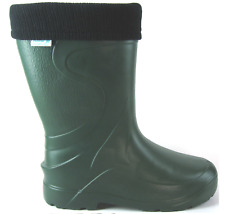 Ladies Wellingtons Rain Boots Lightweight EVA Wellies Womens(Thermal-30C) VERONA