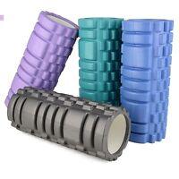 Yoga Foam EVA Roller Trigger Point Textured Pilates Physio Massage GYM Exercise