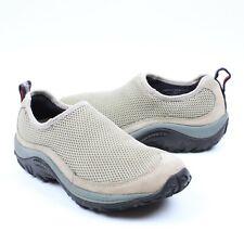 Women's Size 7 Merrell Jungle Ventilator Moc 2 Olive Hiking/Trail/Boat Shoes GUC