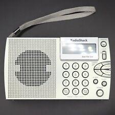 Vintage Radio Shack 20-125 AM/FM/Shortwave Travel Radio