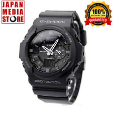 CASIO G-SHOCK GA-150-1AJF Big Case NEW Street Fashion Total Black GA-150-1A