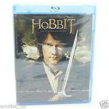 The Hobbit an Unexpected Journey Blu-ray Region B NEW SEALED Ian McKellan