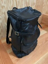 Jas M B Leather Backpack NEW
