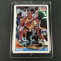 ANFERNEE HARDAWAY 1994 TOPPS GOLD #334 1ST ROUND NBA DRAFT PICK ROOKIE RC NBA