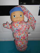 17.5.6.4 Peluche Luciole 32cm lumineuse Ocean toys vintage glo worm friends